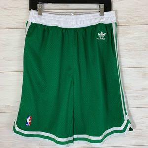 NBA adidas Celtics Swingman Soul shorts basketball